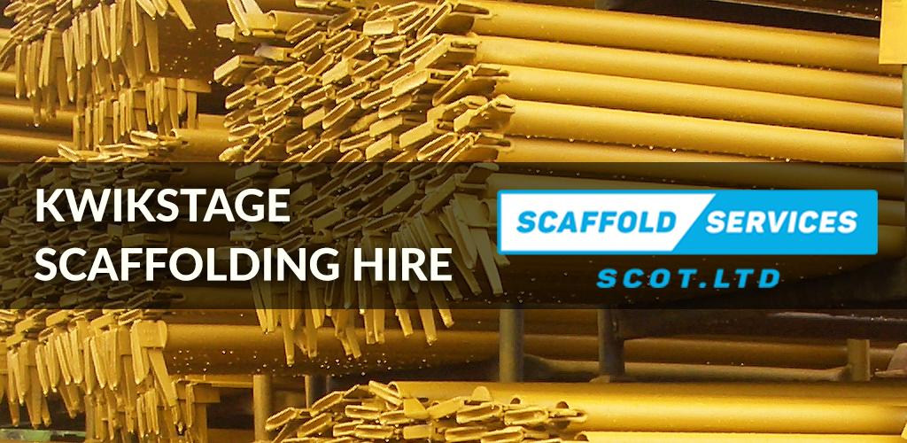 Scaffold Services Scotland – Kwikstage Scaffolding Hire
